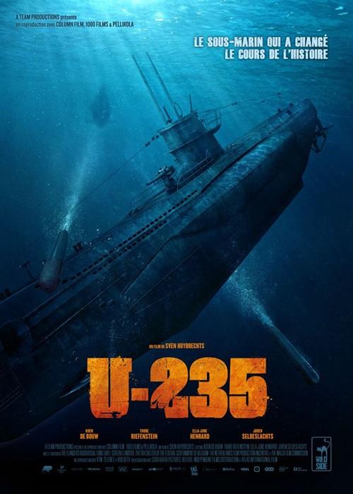 U-235 film affiche