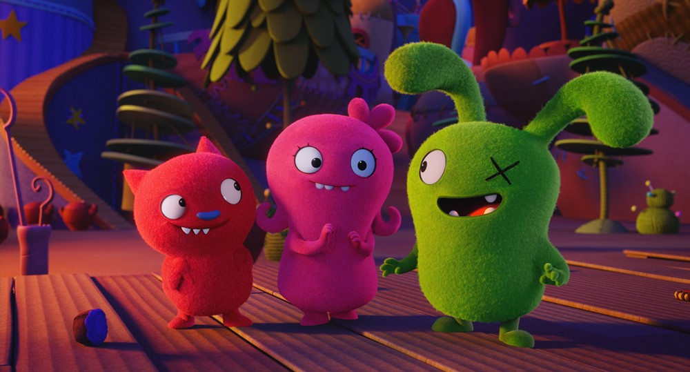 Ugly Dolls film animation image