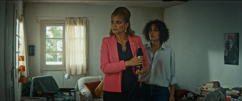 Un divan à Tunis film image