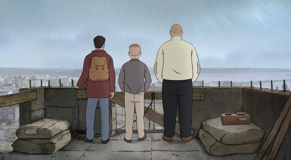 Un homme est mort film animation image