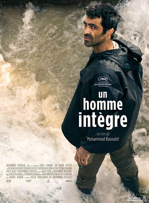 Un homme intègre film affiche