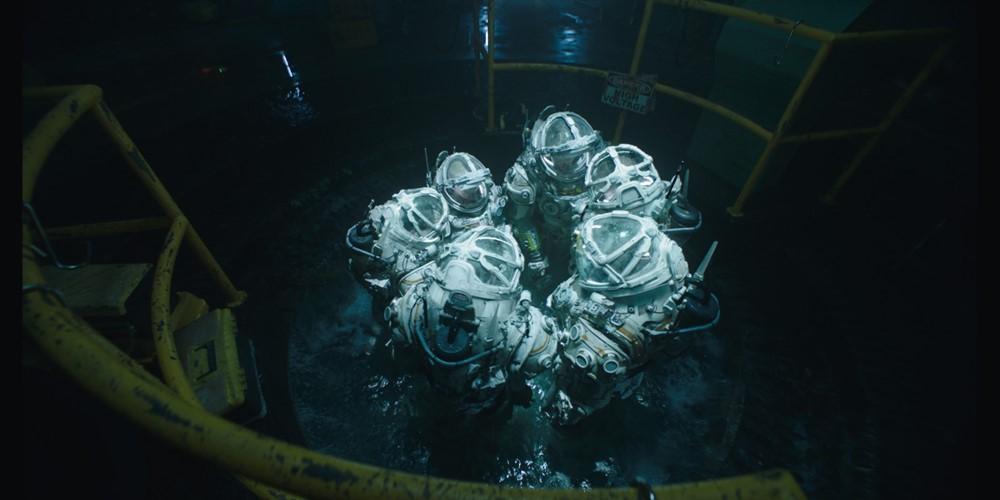 Underwater film image
