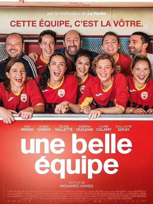 Une belle équipe film affiche