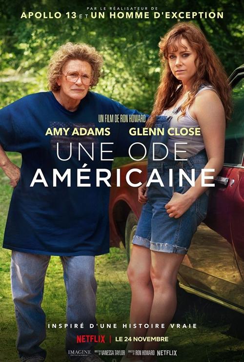 Une Ode américaine film affiche