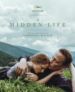 Une vie cachée film affiche