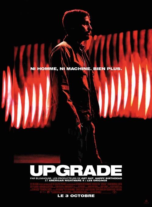 Upgrade film affiche