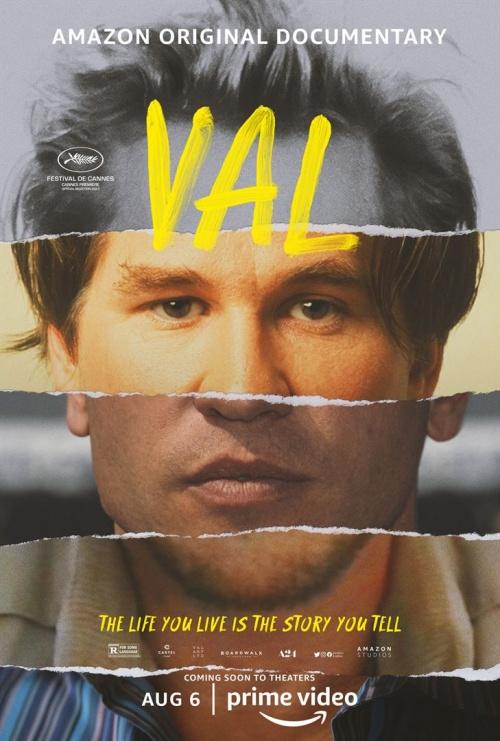 Val film documentaire affiche réalisé par Leo Scott et Ting Poo