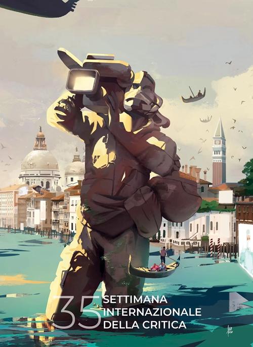 Festival de Venise Semaine de la critique 2020 affiche