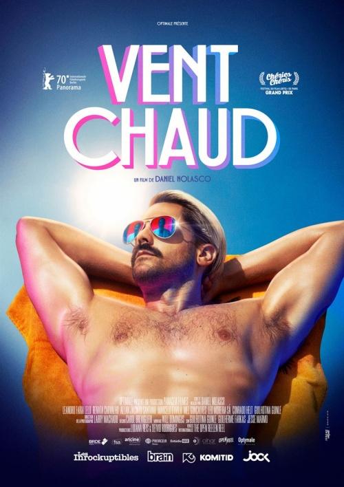 Vent Chaud Vento Seco film affiche réalisé par Daniel Nolasco