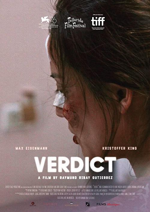 Verdict film affiche