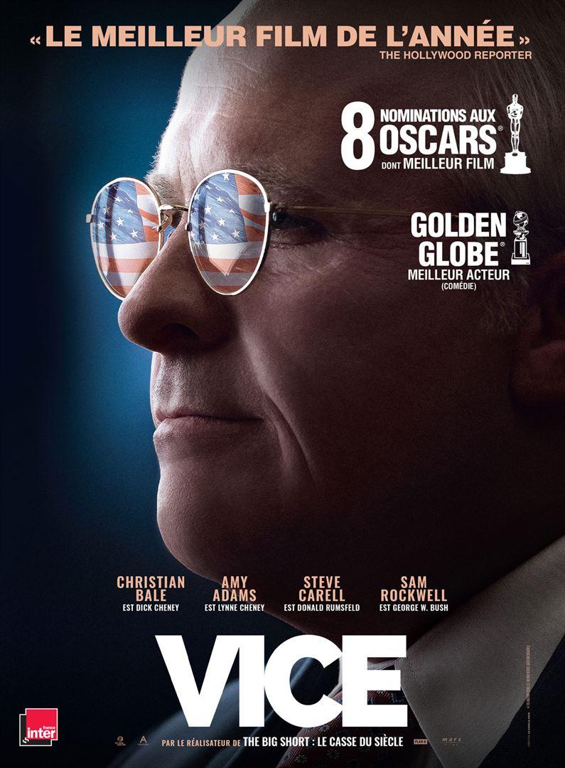 Vice film affiche