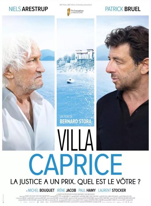 Villa Caprice film affiche réalisé par Bernard Stora