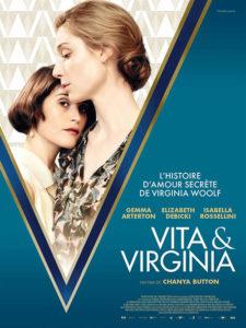 Vita et Virginia affiche