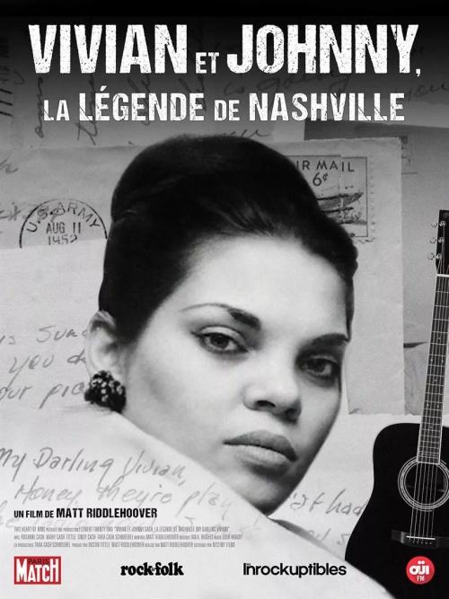 Vivian et Johnny, La Légende de Nashville film documentaire affiche réalisé par Matt Riddlehoover