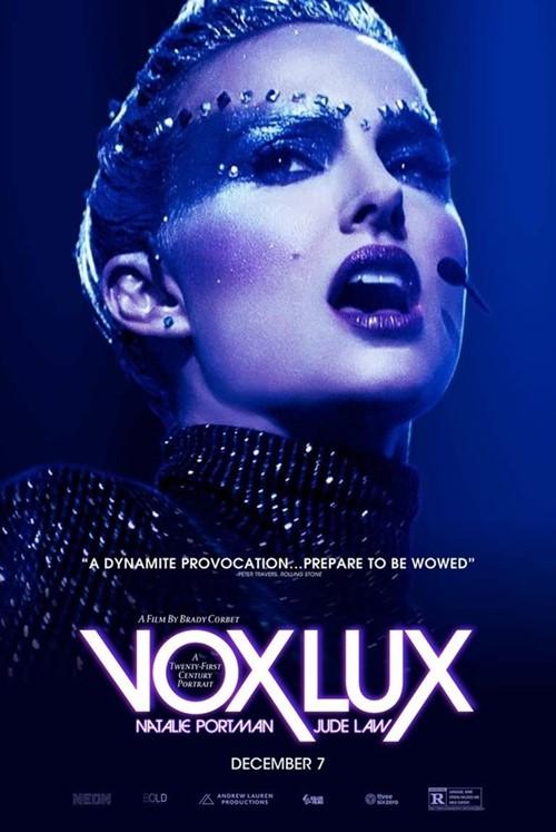 Vox Lux film affiche