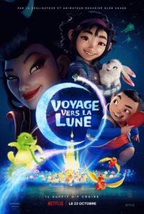 Voyage vers la lune film animation affiche