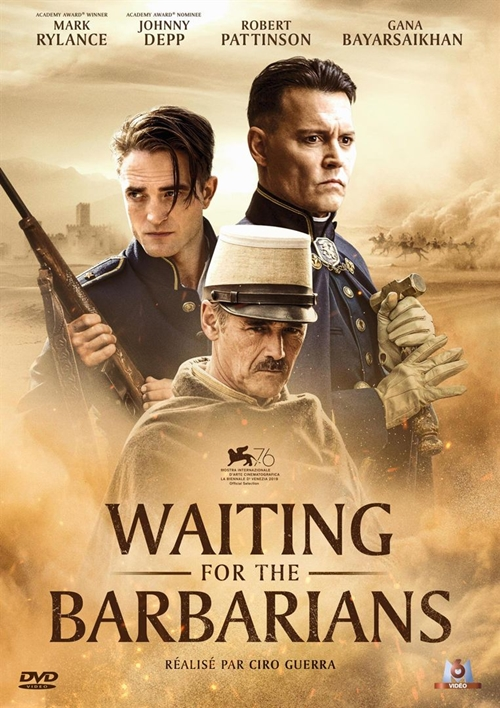 Waiting for the Barbarians film affiche définitive