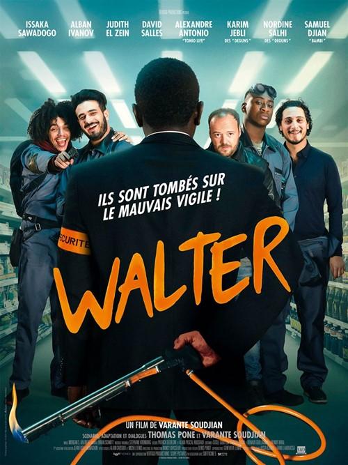 Walter film affiche