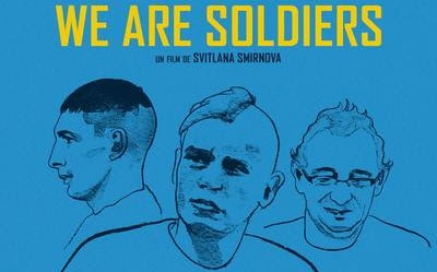 We are soldiers film image