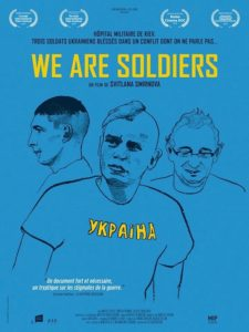 We are soldiers film affiche