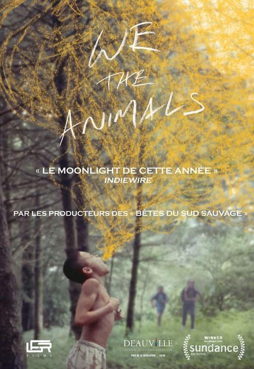 We the Animals film affiche