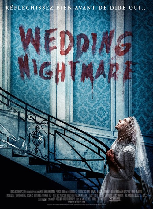 Wedding Nightmare film affiche