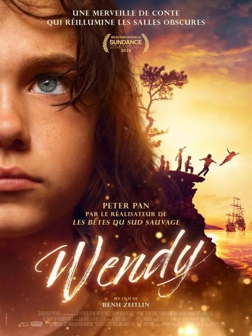 Wendy film affiche réalisé par Benh Zeitlin