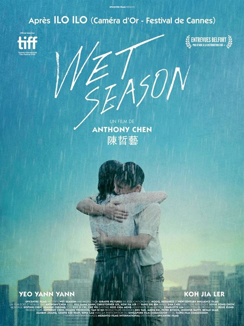 Wet season film affiche