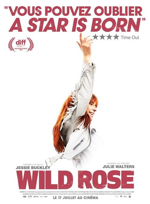 Wild rose film affiche