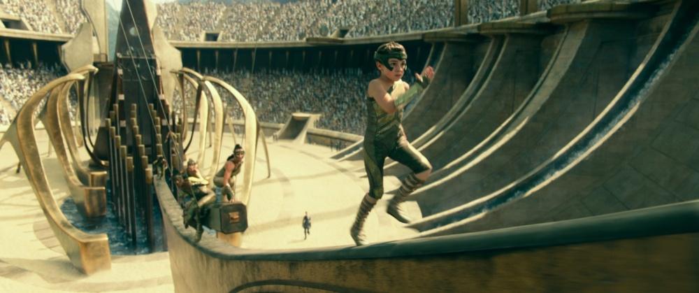 Wonder Woman 1984 film movie