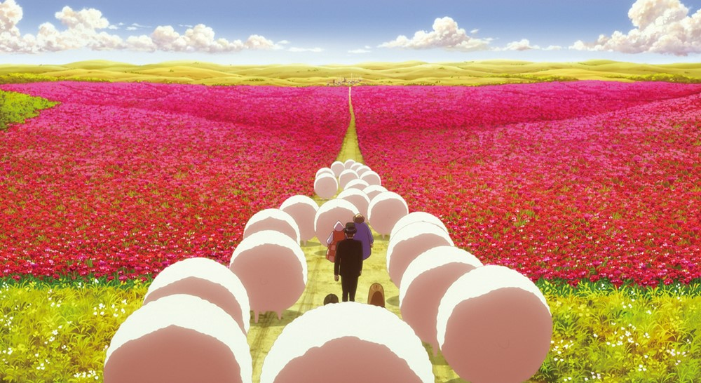 Wonderland, le royaume sans pluie film animation image