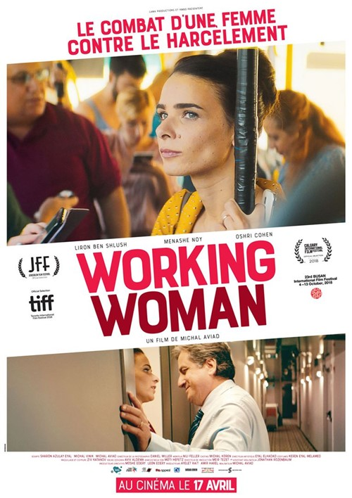 Working woman film affiche