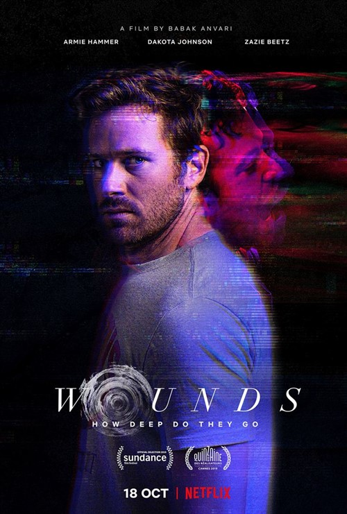 Wounds film affiche