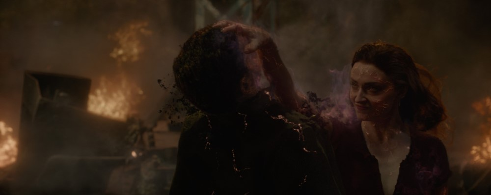 X Men : Dark Phoenix film image