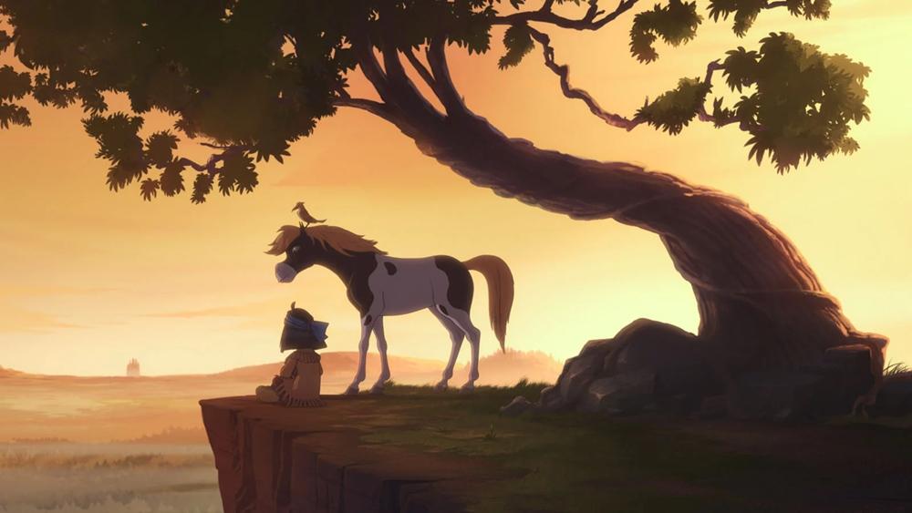 Yakari, le film film animation