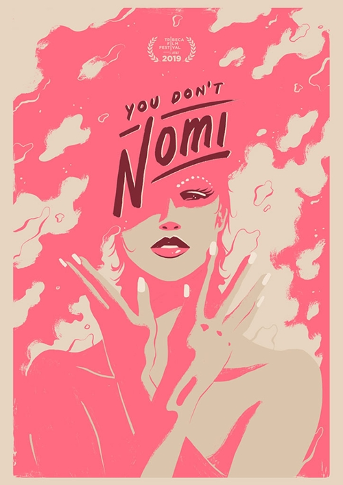 You don't Nomi film documentaire affiche