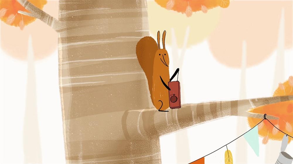Zibilla ou la vie rêvée film animation image